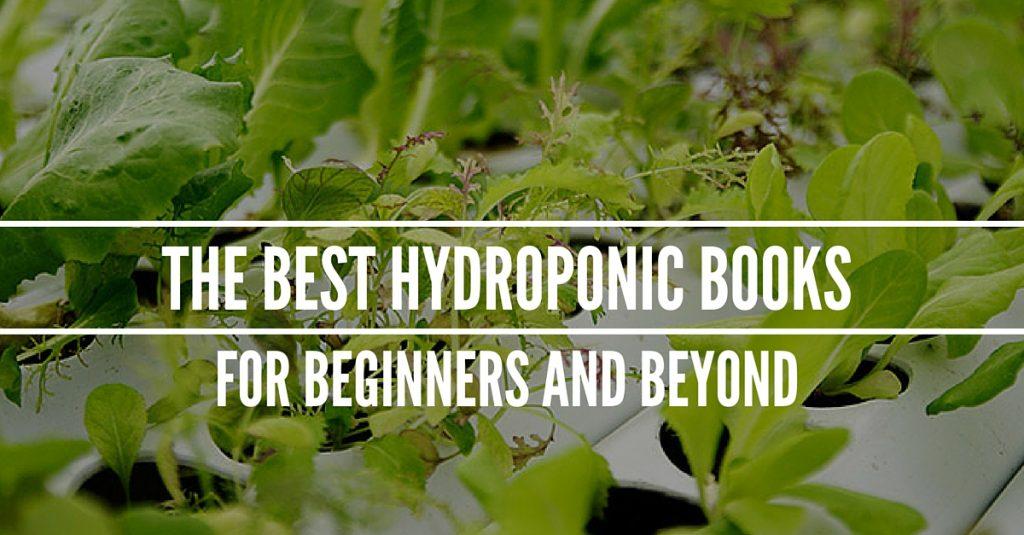 Best Hydroponics Books