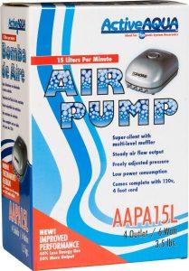 best air pump for hydroponics